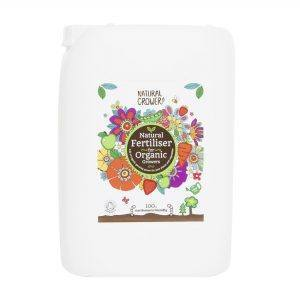 Natural Grower | Natural Liquid Fertiliser 10 litre Jerry Can