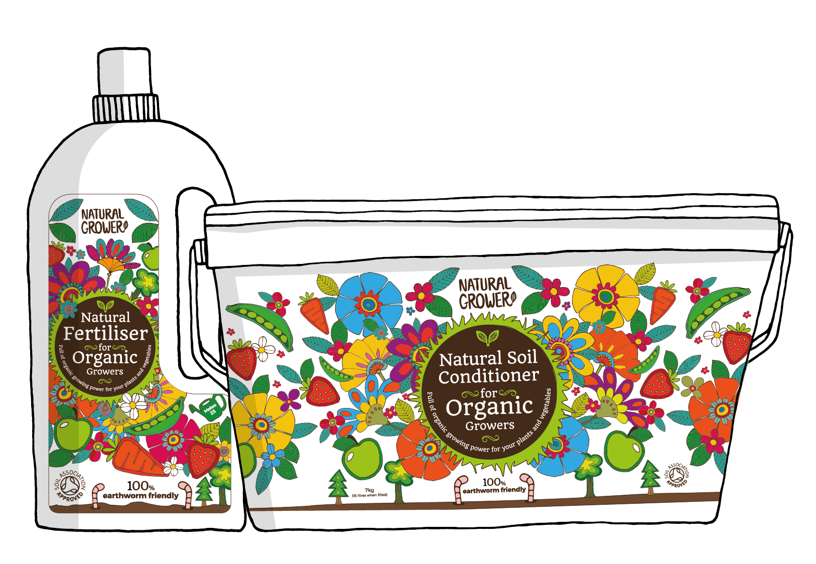 Natural Grower Products