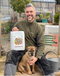 Rob Smith -winner of BB2's Allotment